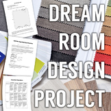 Dream Room Design Project