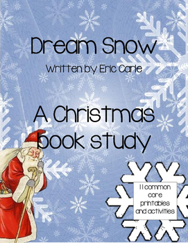 Dream Snow: A Christmas book study