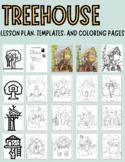 Dream Tree House Architecture Lesson Plan