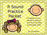 R Sound Activity Packet