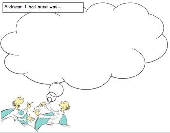 Dream Worksheet