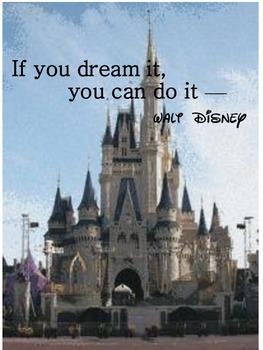 Dream it(Disney)