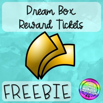 DreamBox Math Reward Tickets