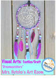 Craft: Dreamcatchers