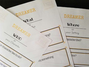 Dreamer Creative Writing Curriculum