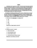 Dreamer-Reading Comprehension 1 Grade 2-3