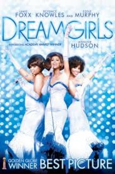Dreamgirls - Crossword Puzzle