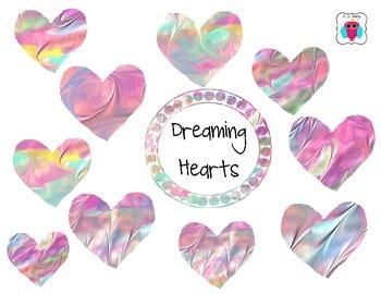 Dreaming Heart Clip Art