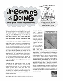Dreaming and Doing: Why Great Success Requires Both