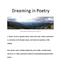 Dreaming in Poetry