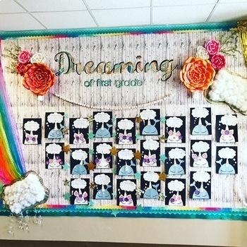 Dreaming of Next Year Unicorn and Narwhal Craftivity
