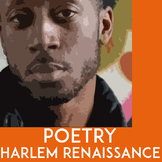 Harlem Renaissance Poetry Unit   Paired Texts with Langston Hughes