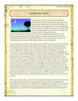 Dreams Themed Nature Education Unit-Stage 2 (Magic Forest Academy)