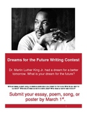 Dreams Writing Contest