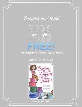 Dreams and Hats Lesson Plan