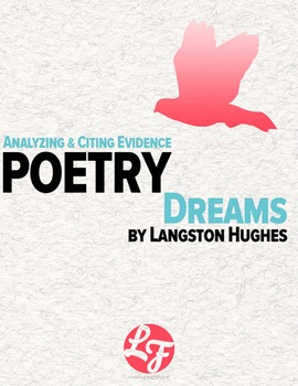 Dreams by Langston Hughes Common Core Poetry