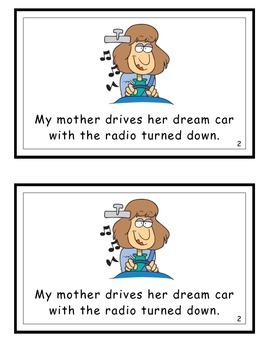 Dreams of Driving Guided Reader (Dr initial blend)