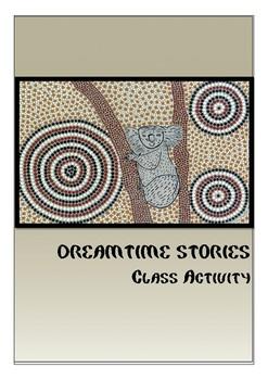 Dreamtime Stories Class Activities