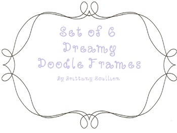 Dreamy Frames and Borders