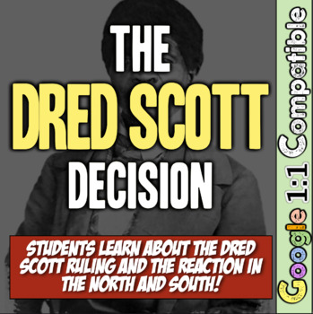 Dred Scott Decision The Argument Ruling Reaction Civil War