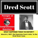 Dred Scott Differentiated Reading Passage March 6