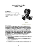 Dred Scott Historical Investigation
