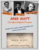 Dred Scott mini-unit, including text and primary source activity