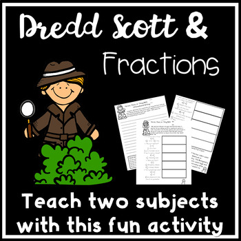 Dredd Scott 5th Grade Fraction Division Worksheets