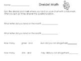Dreidel Math