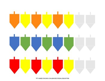Dreidel Patterning