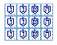 Dreidel Reinforcement Card Game