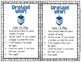 Dreidel War! Fun & Engaging Math Game/Center for #'s 0-6; CC Aligned!