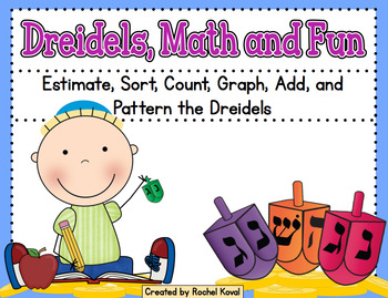 Chanukah/Hanukah - Dreidels, Math and Fun!