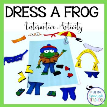 Dress-A-Frog {Props}