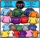 Dress Me ~ School Uniforms Clip Art Bundle {Educlips Clipart}