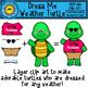 Dress Me Weather Turtles Clip Art