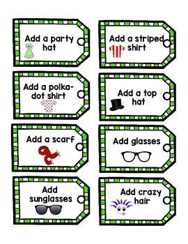 Dress Santa! Multiplication and Division Game {3.OA.C.7}