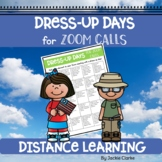 Dress-Up Days for Zoom Calls and Google Meetings - Distanc