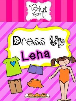 Dress Up Lena