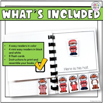 Adapted Books Dress Up Santa