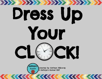 Dress Up Your Clock!