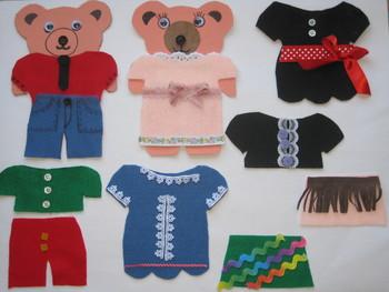 Dress Your Bear!