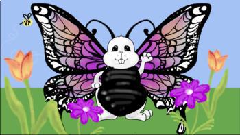 Dress a Bunny: Butterfly *Reward