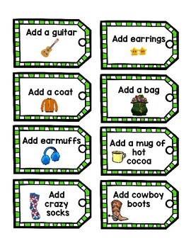 Dress a Snowman! Multiplication and Division Game {3.OA.C.7}
