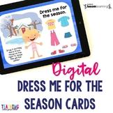 Dress for the Seasons Digital Cards