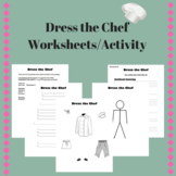 Kitchen Uniform Worksheets