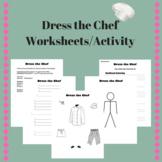 Kitchen Uniform Worksheets