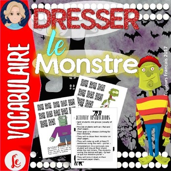 Dress the monster with success criteria rubric included