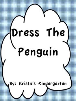 Dress the penguin