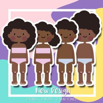 Dress up activity - Learn Clothes and Colors - New Clip ...